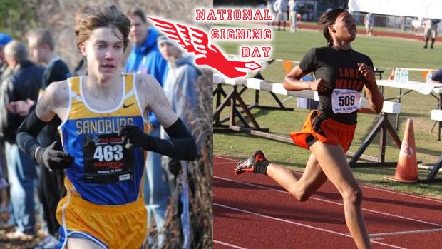 NATIONAL SIGNING DAY 2011 - MileSplit United States