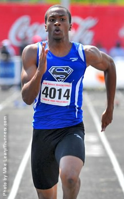 Kendal Williams at Bob Hayes Classic