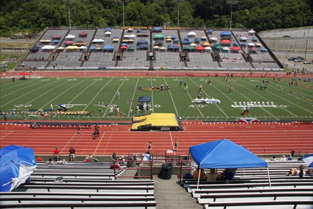 wv state track meet 2011