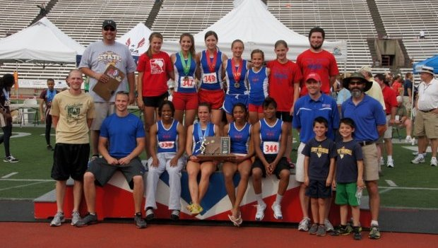 west virginia high school state track meet 2014