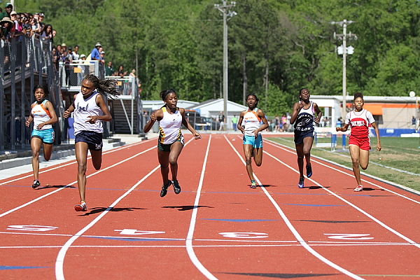 middle school state track summary