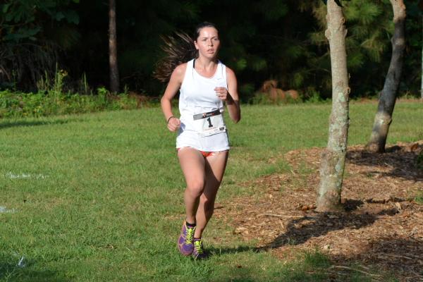 Faith Bobak is Girls Middle School 'Runner of the Week' ending 9-20