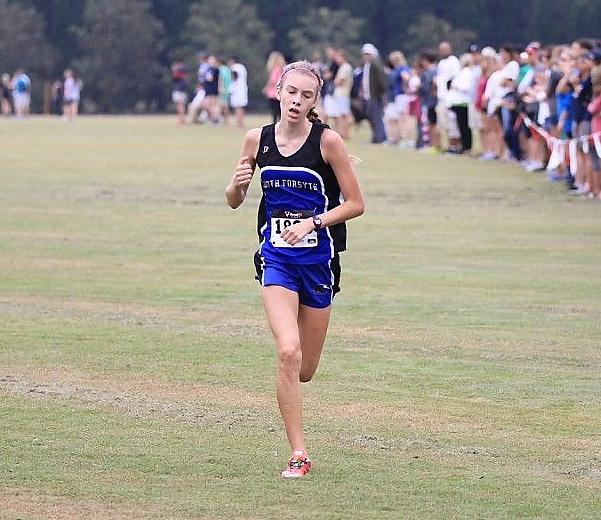 Week 8 Ga.MileSplit Girls 'Runners of the Week'