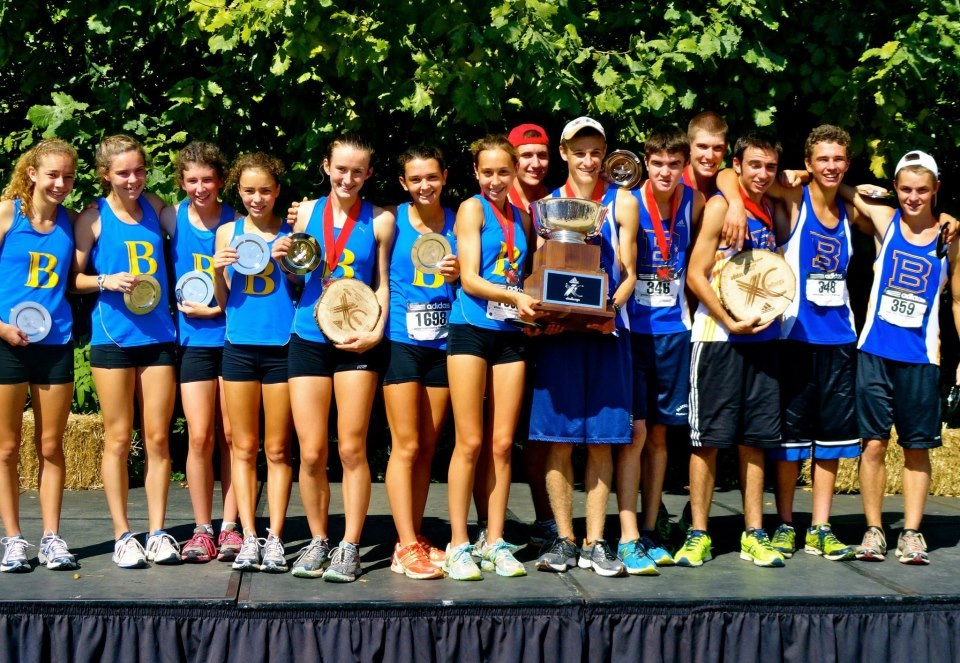 ... 3A, 2A, & 1A) at the 2013 VHSL State Cross Country Championships