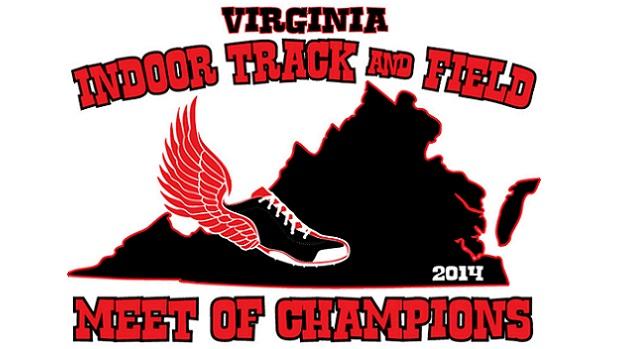 1 mile run indoor track meet march 2015