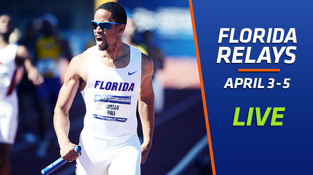 4e785c1641e Watch the Florida Relays LIVE all weekend long!