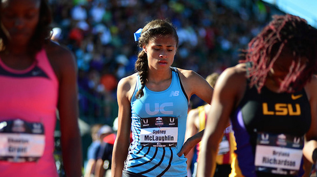 Sydney McLaughlin is Too Good to Be Only 14