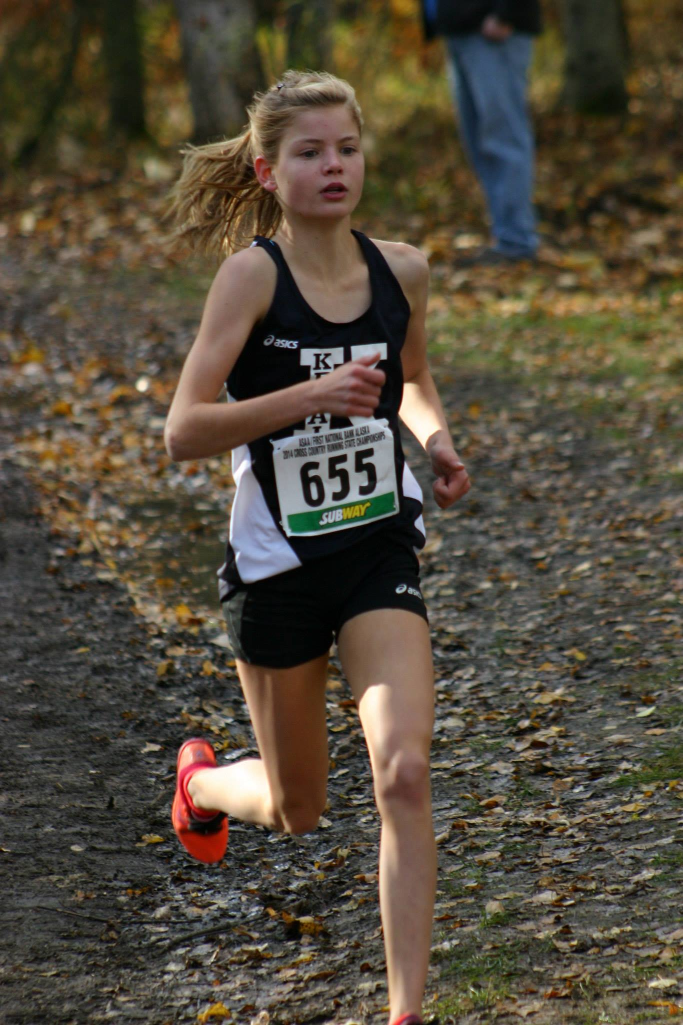 alaska state cross country meet results 2014