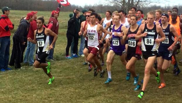 All High School Times Qualify To Run At A NCAA XC Nationals