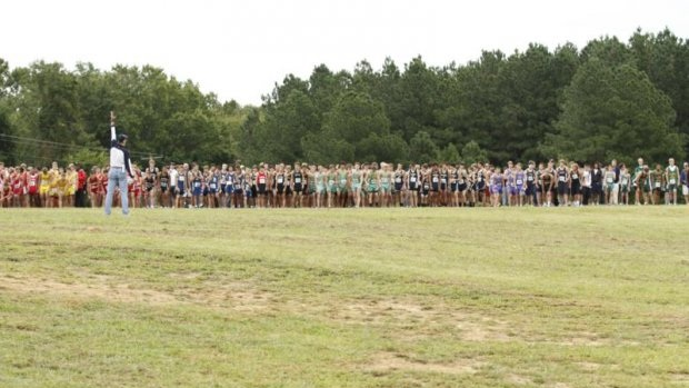 william and mary cross country meet in denton