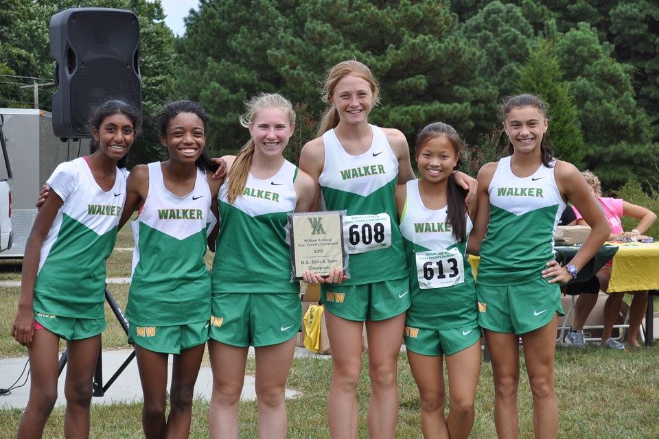 william and mary cross country meet results