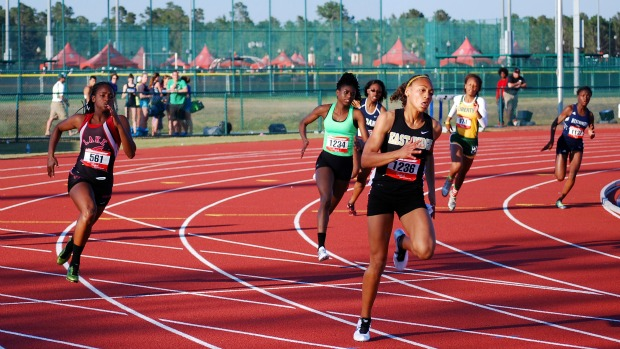 disney world track and field meet