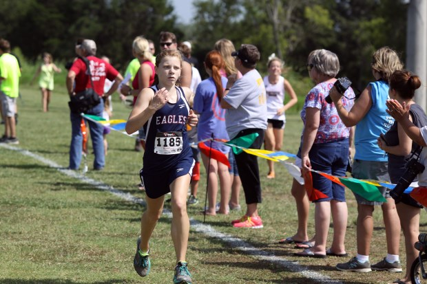 TCPS Top 10 Middle School Girls