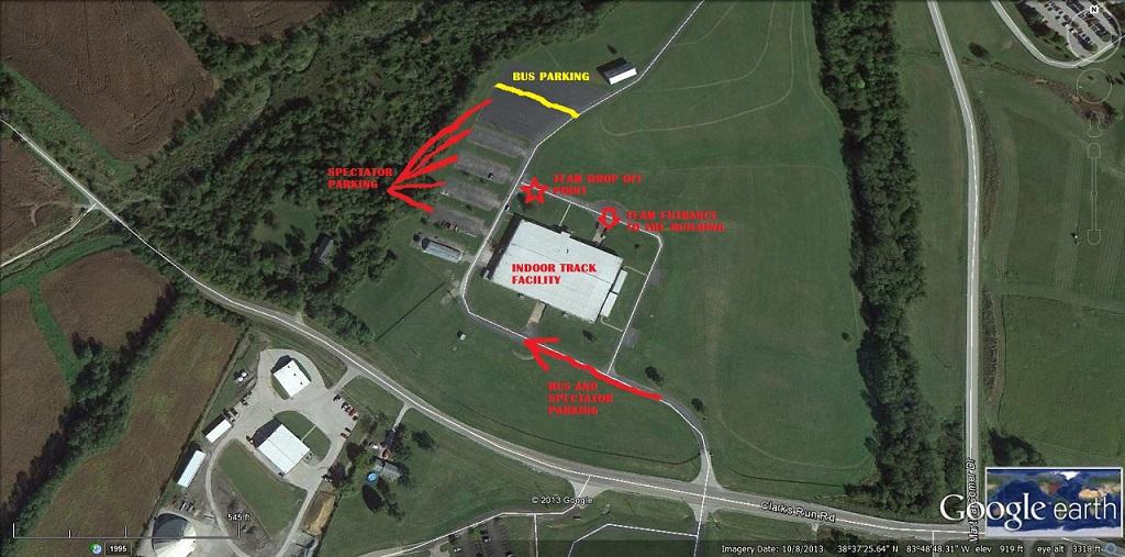 Ktccca Indoor State Championship Parking Meet Instructions