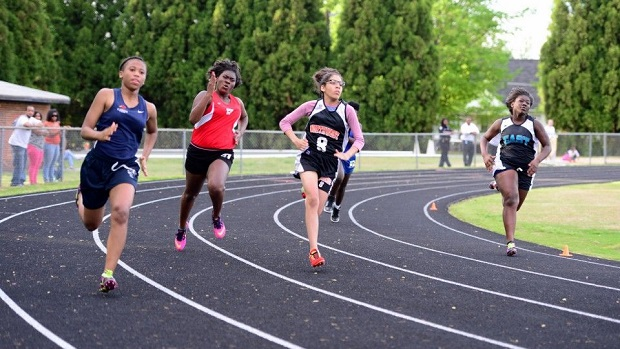 chickasha middle school track meet 2014