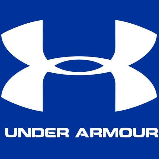 Under armour half football logo