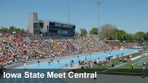 iowa state track and field meet results for azarian