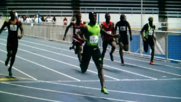 Marvin Bracy 40 yard dash