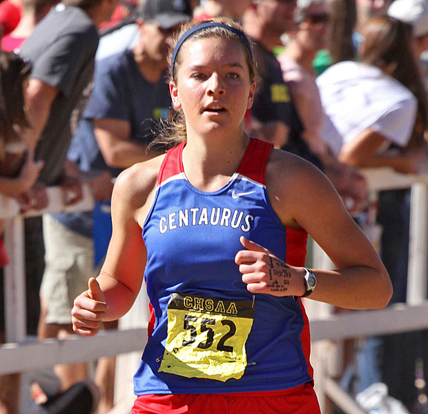 Colorado Track XC 4A Girls All-state Selections