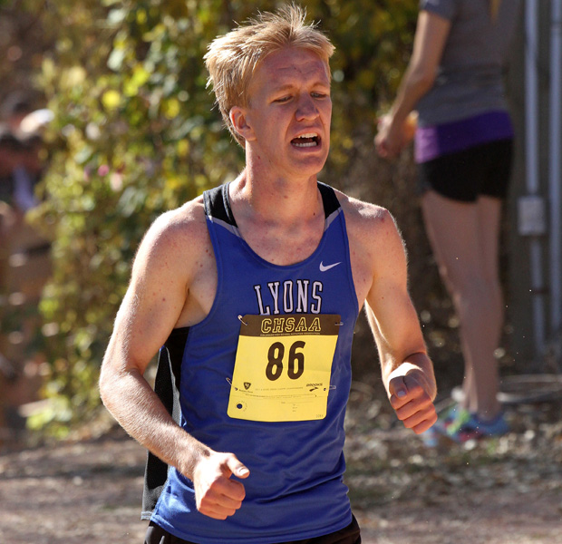 Colorado Track XC 2A Boys All-state Selections