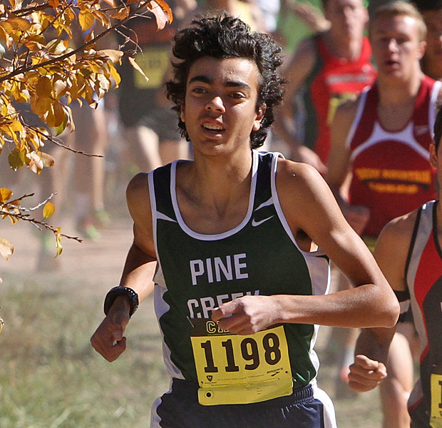 Colorado Track XC 5A Boys All-state Selections