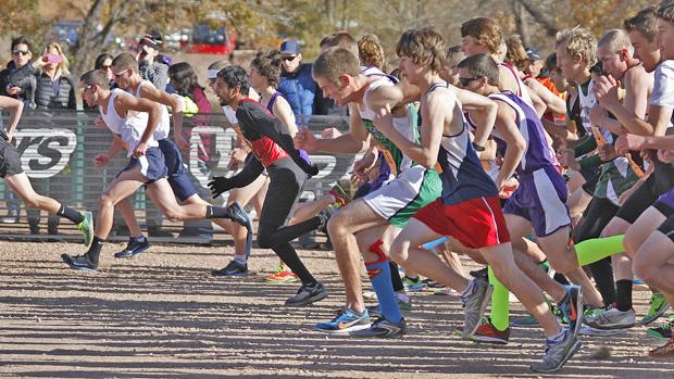 colorado state cross country meet 2013 calendar