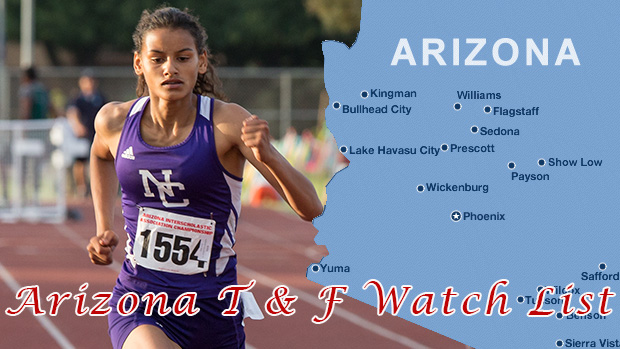 2014 az flames invitational track meet
