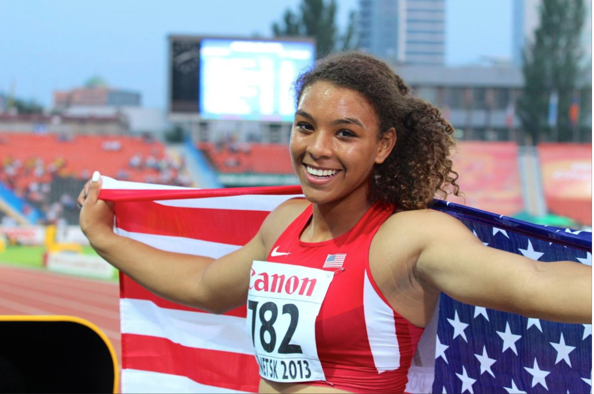 Ky Westbrook - World Youth Champion in 100 Dash - 5 other ...