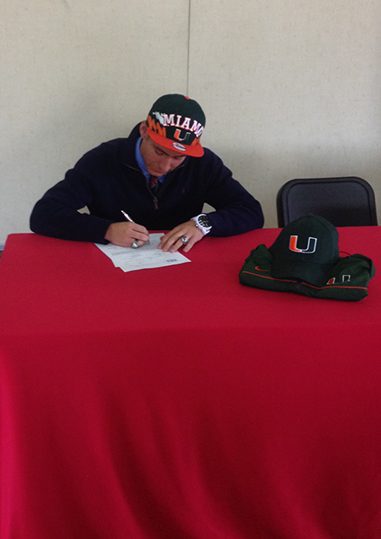 Miami University National Letter Of Intent