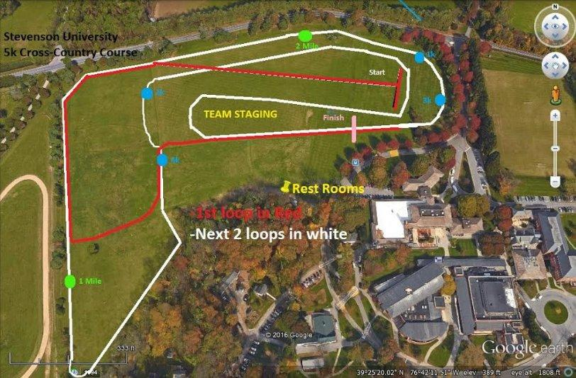 Race Assignments For Spiked Shoe Invitational!